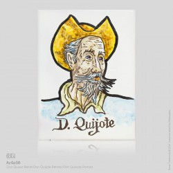 Don Quixote Portrait