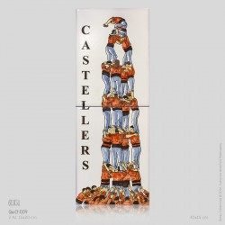 Red Castellers