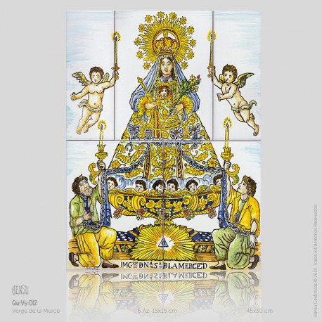 Virgen de la Mercè